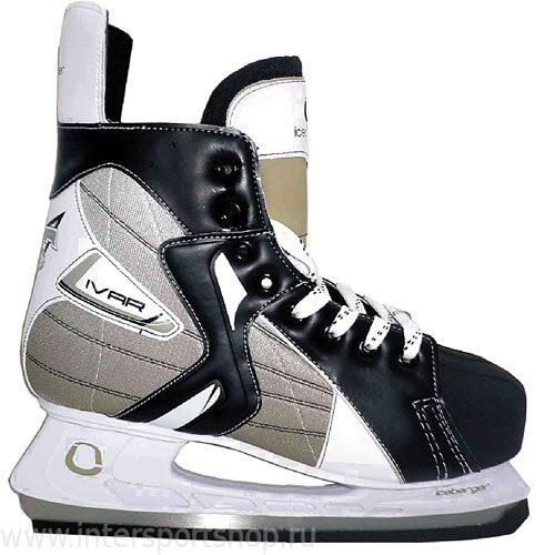 Коньки хоккейные BlackAqua HS-202